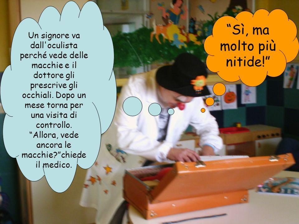 SAI QUAL È IL COLMO…... per un medico? Influenzare i suoi pazienti!