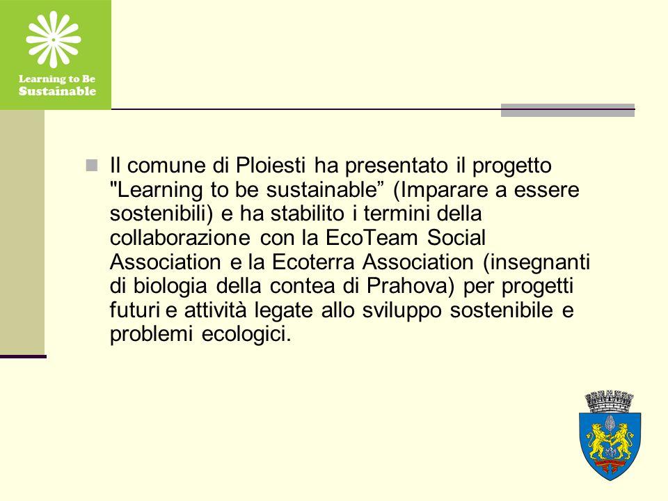 Il comune di Ploiesti ha presentato il progetto