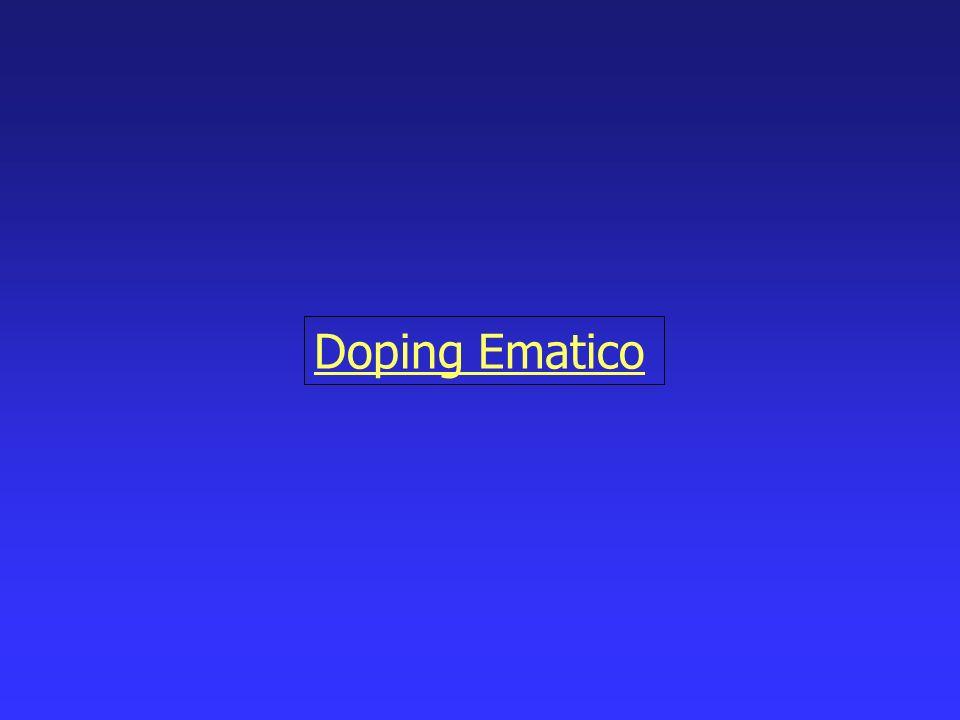 DOPING EMATICO