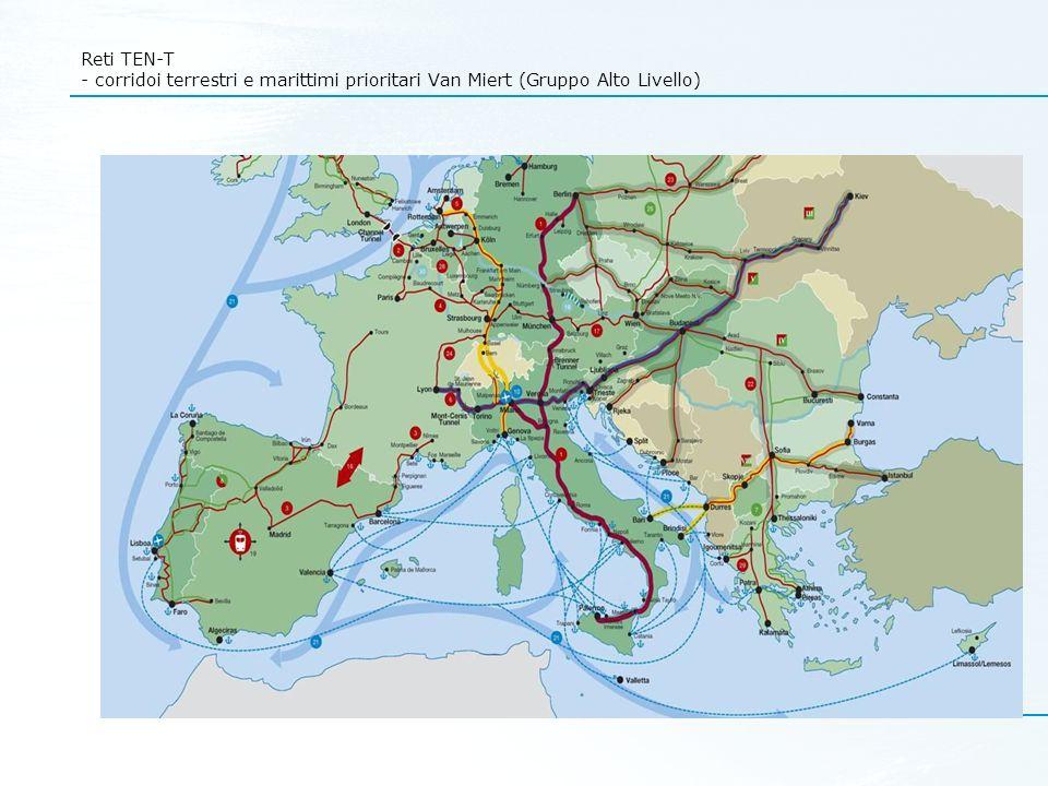 Cluster Marittimi nellarea Mediterranea