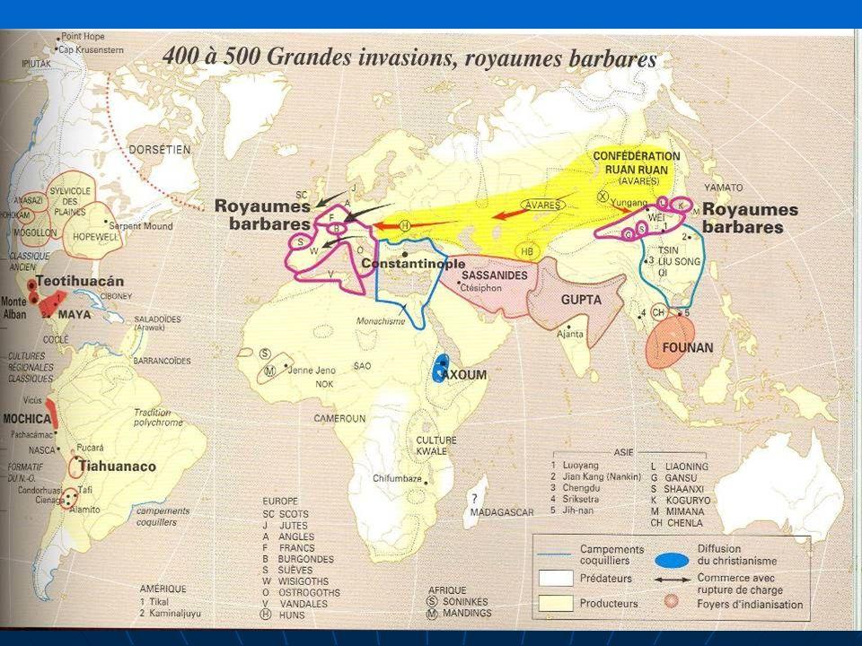 Migrazione e crisi degli Imperi (2)