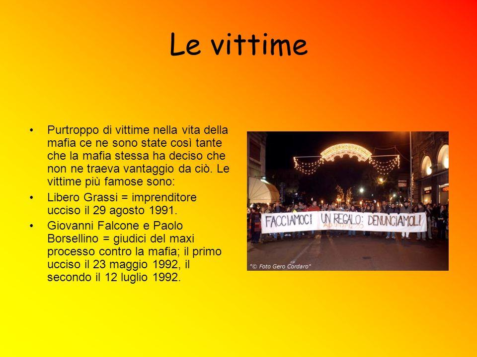 Cosa Nostra Cosa Nostra è la famiglia mafiosa più conosciuta in tutta Palermo e in Italia.