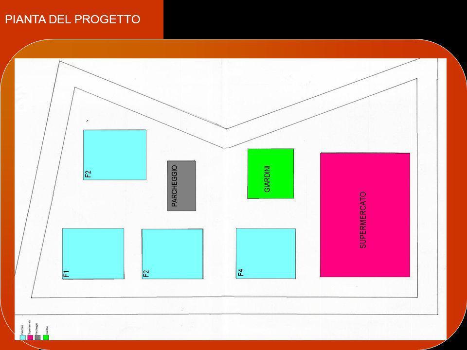 Pianta del progetto PIANTA DEL PROGETTO