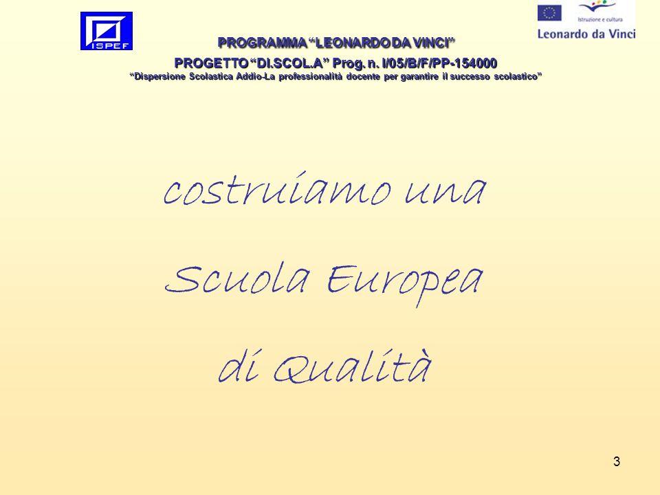 3 costruiamo una Scuola Europea di Qualità