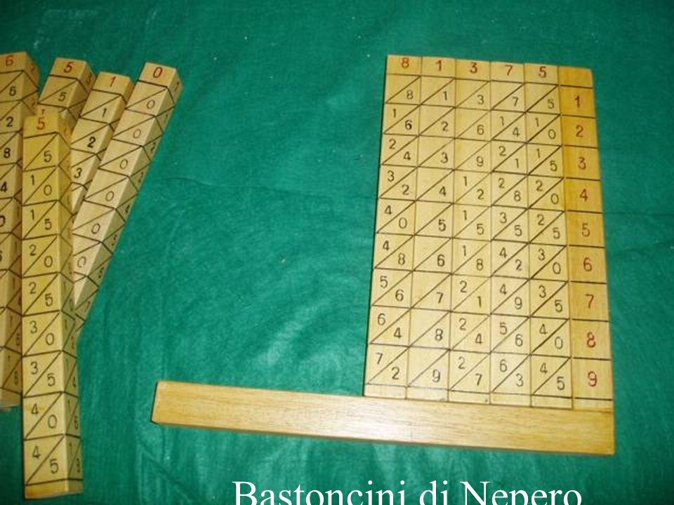 Bastoncini di Nepero