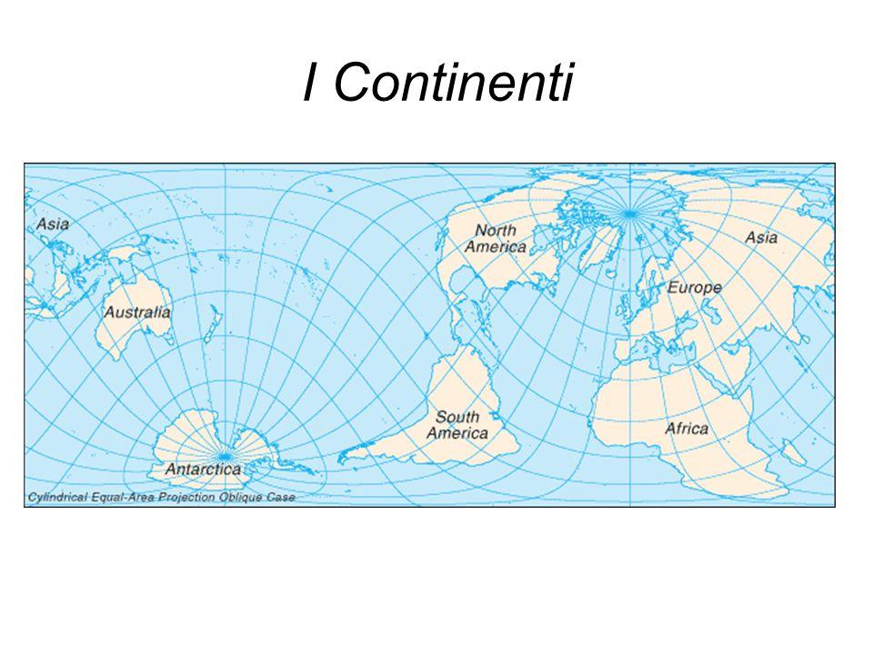 I Continenti