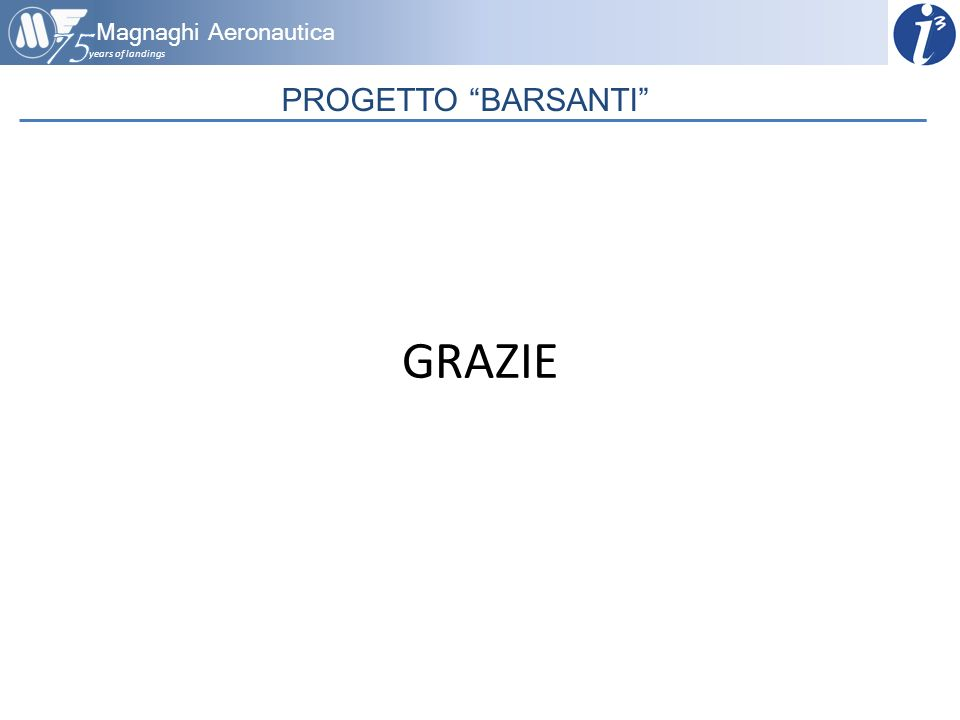 years of landings Magnaghi Aeronautica PROGETTO BARSANTI GRAZIE