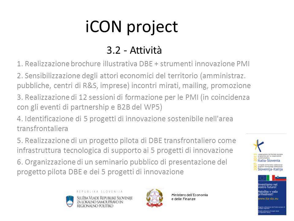 iCON project 3.2 - Attività 1.