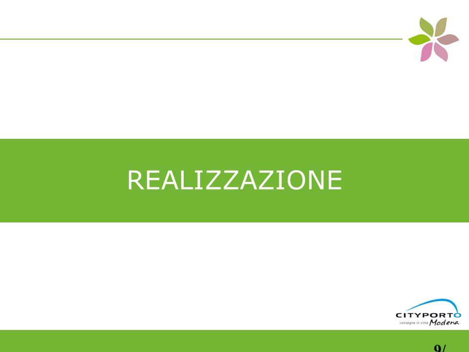 REALIZZAZIONE 9/