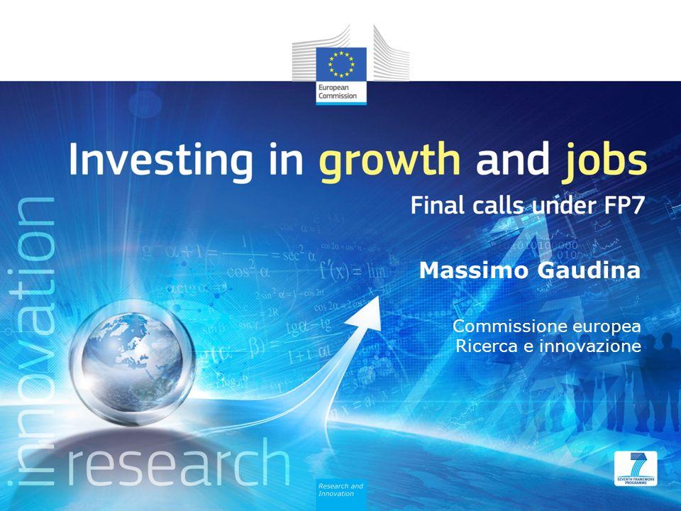 Massimo Gaudina Commissione europea Ricerca e innovazione
