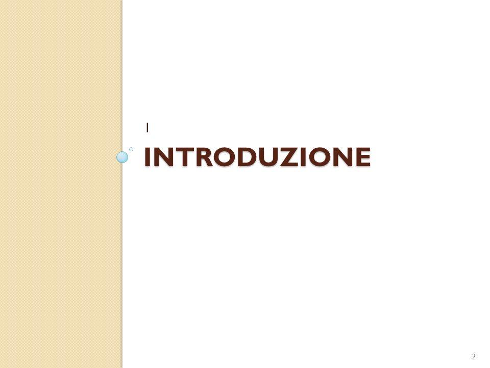 INTRODUZIONE 1 2