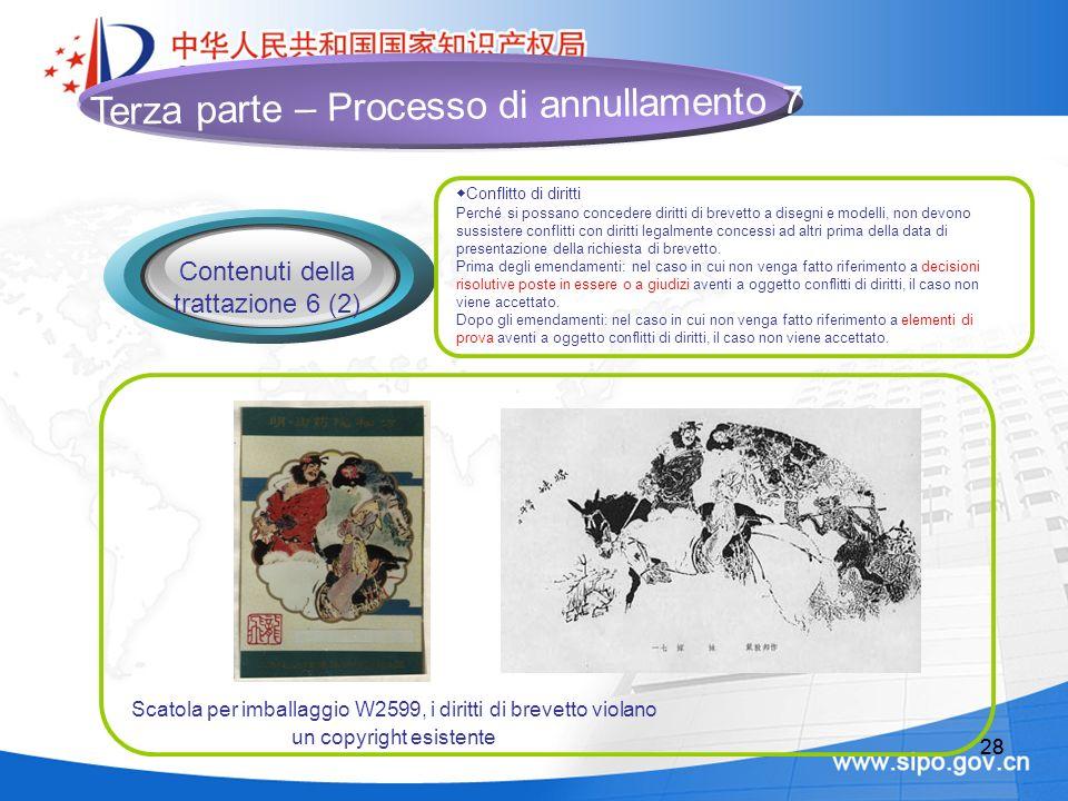 29 Disambiguazione I disegni o le fotografie a cui fa riferimento il richiedente hanno lobiettivo di proteggere, tramite brevetto, disegni e modelli tramite chiara disambiguazione.