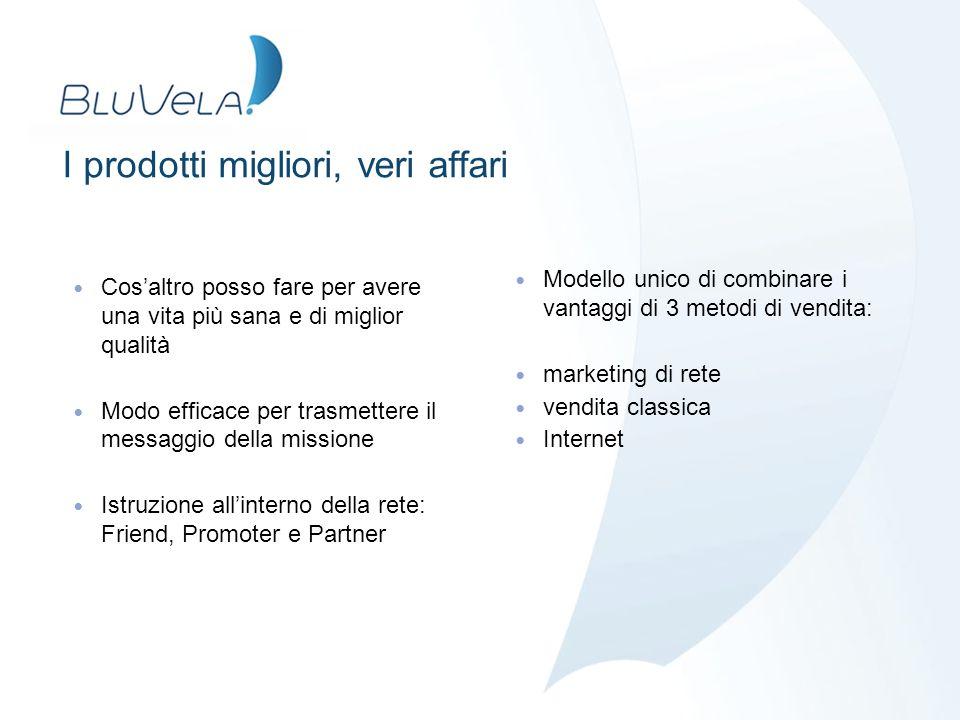 Lunicità dellidea di creare stvaranja novog COMUNICATIVO CANALE DI VENDITA e il suo rapido trasferimento a nuovi mercati.
