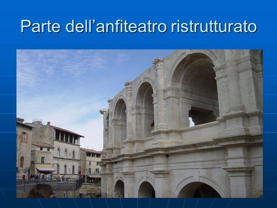 Arcate dellanfiteatro di Arles