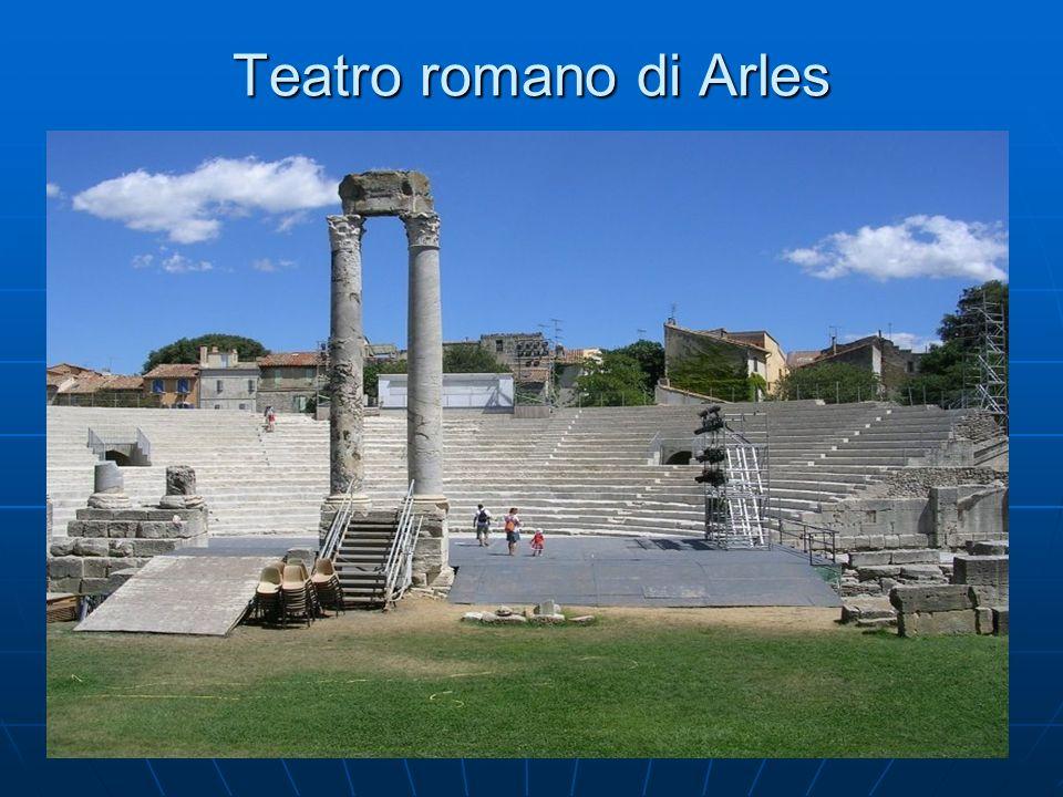 Teatro romano di Arles