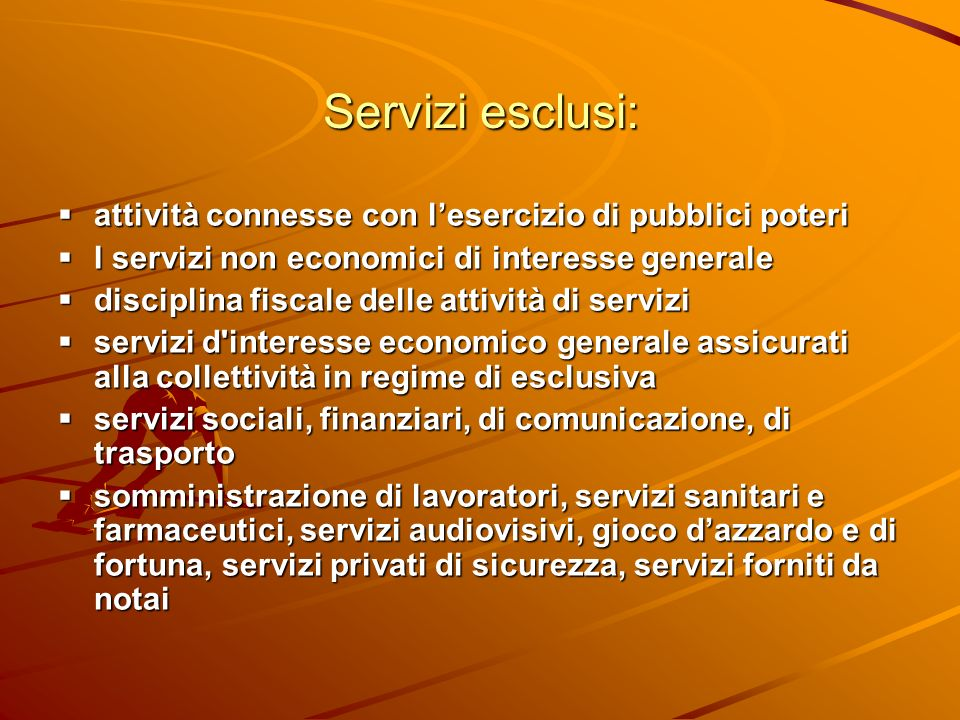 I requisiti subordinati alla sussistenza di un motivo imperativo di interesse generale (art.