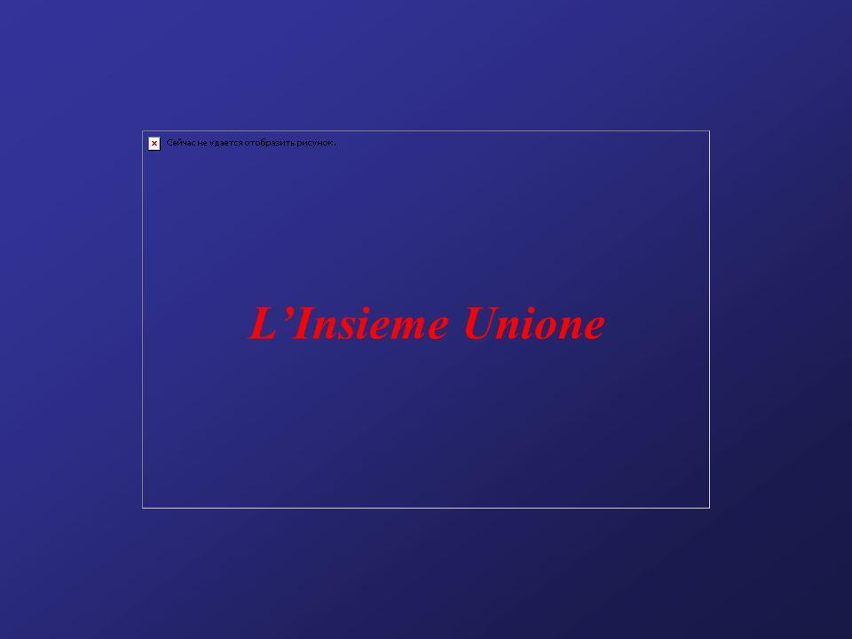LInsieme Unione