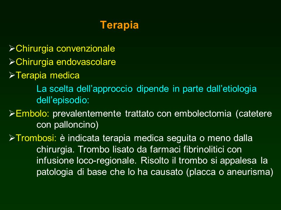 Indagini eseguite Eco-Doppler vasi epiaortici: diffusa ateromasia, stenosi non emodinamiche (30-40%).
