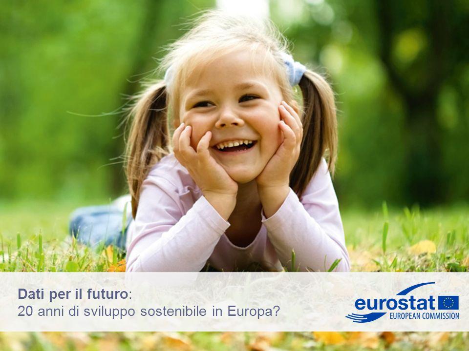 Dati per il futuro: 20 anni di sviluppo sostenibile in Europa?