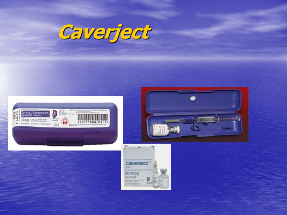 Caverject Caverject