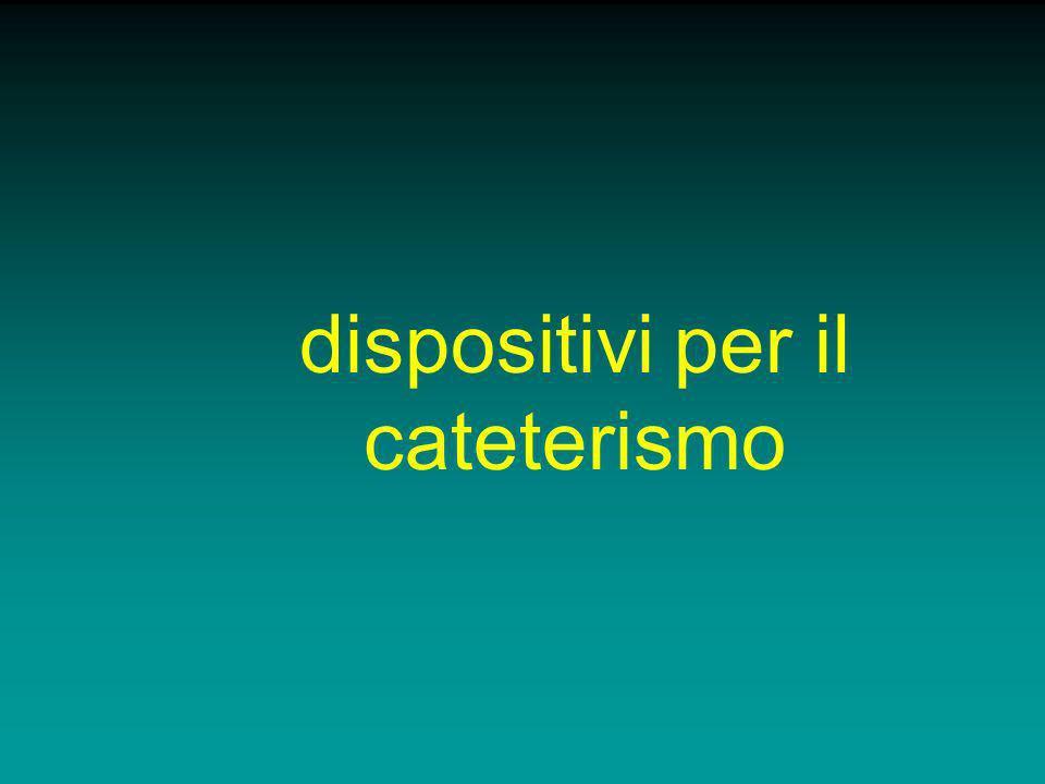 dispositivi per il cateterismo