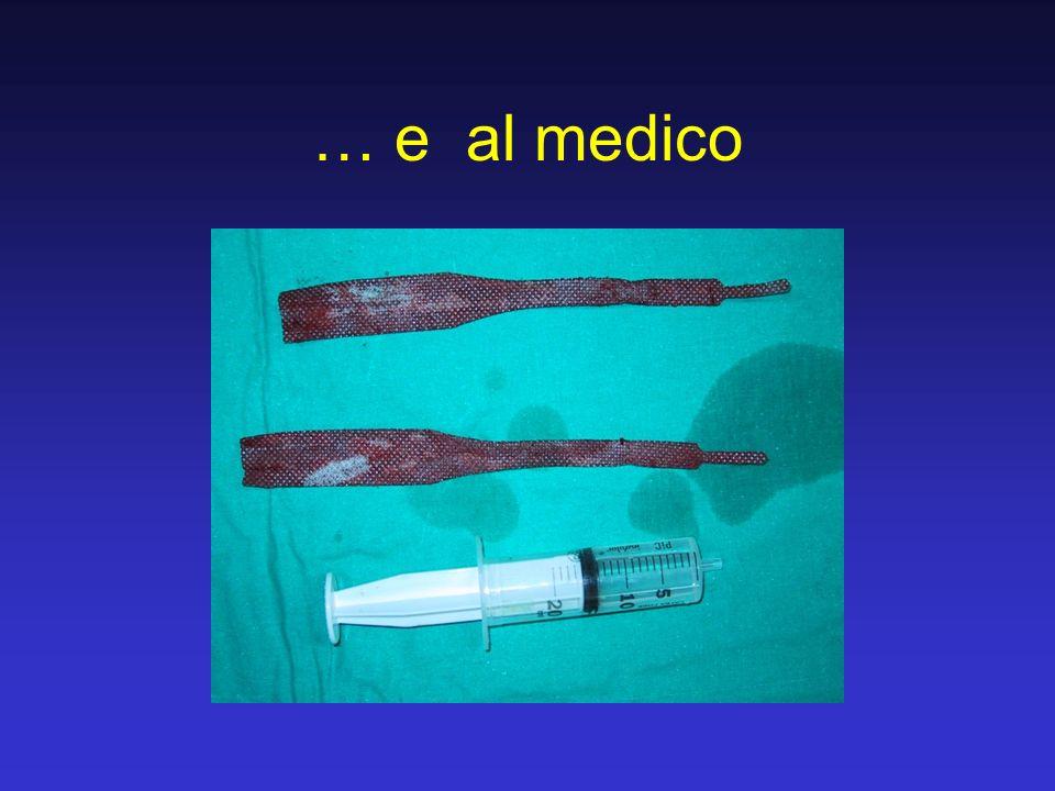 … e al medico