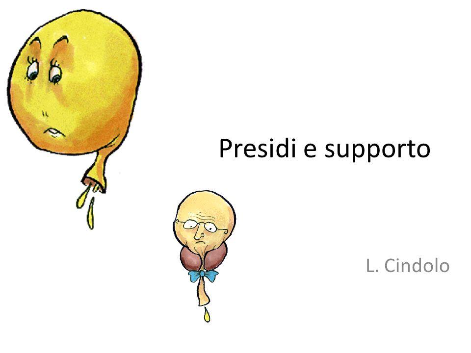 Presidi e supporto L. Cindolo