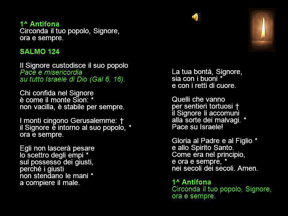 8 OTTOBRE 2013 MARTEDÌ - III SETTIMANA DEL SALTERIO DEL T.