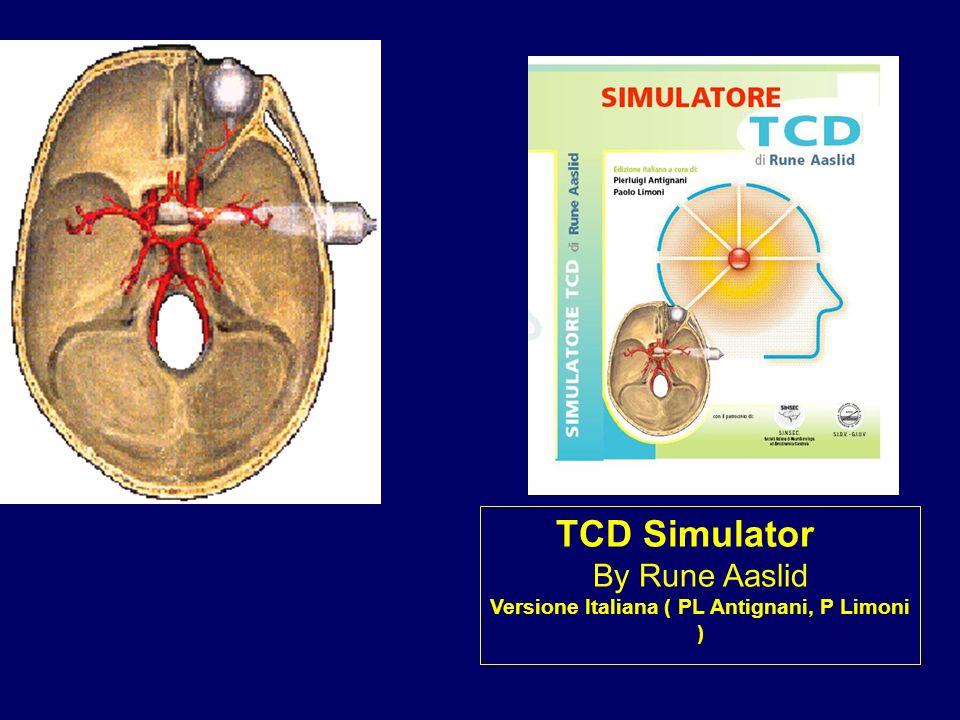 TCD Simulator By Rune Aaslid Versione Italiana ( PL Antignani, P Limoni )
