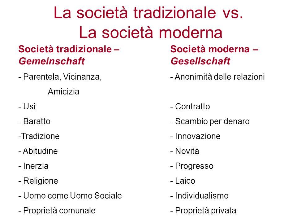 La Divisione del Lavoro I Leconomia neoclassica suppone che lindividuo agisce sul base del calcolo razionale delle proprie interessi.