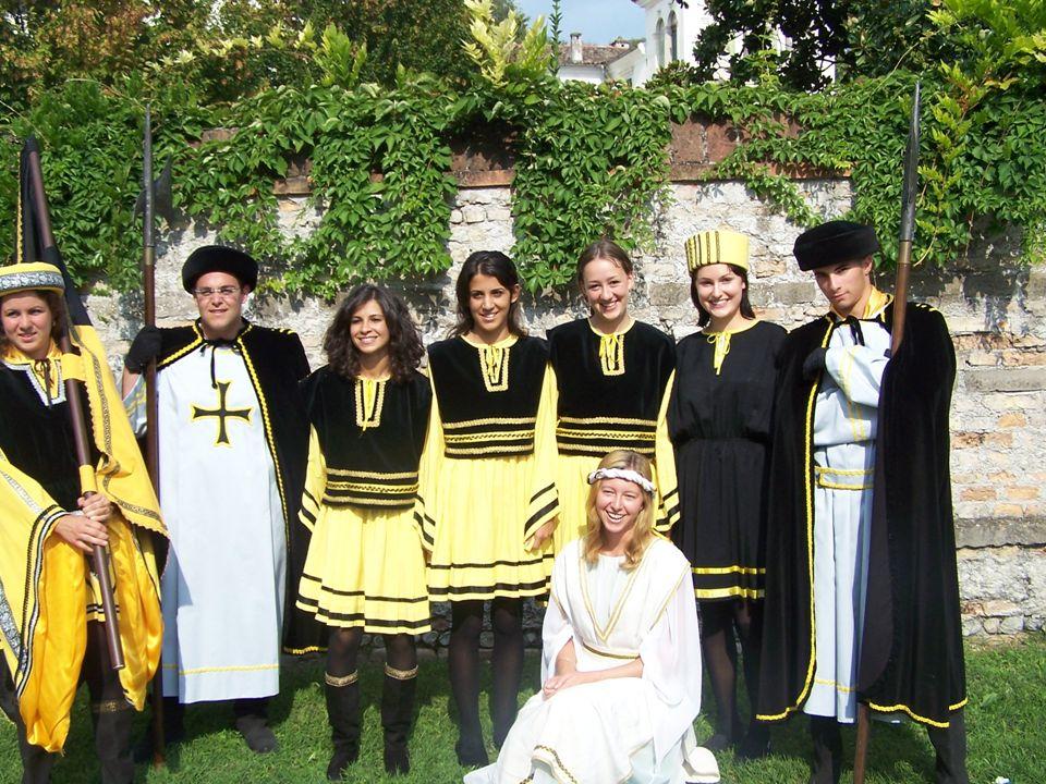 CLUB SAN VITO AL TAGLIAMENTO Programma Ufficiale summer camp San Vito al Tagliamento Dal 26-08-2006 al 06-09-2006 Ritrovo ore 09,00 Visita Scuola Mosa