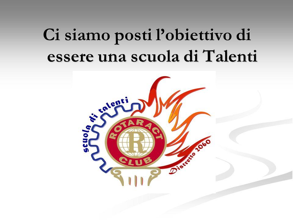 Abbiamo partecipato e raccolto fondi per le popolazioni terremotate dellAquila 300.000 euro raccolti dal Rotaract Italia per la ricostruzione della Facoltà di Ingegneria
