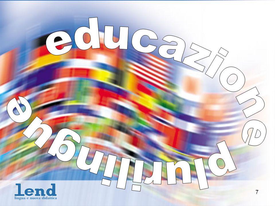 8 Leducazione plurilingue nella scuola diversità la diversità