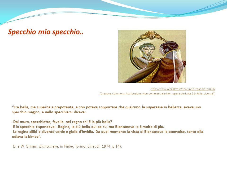 Specchio mio specchio.. http://www.ioleilaltra.it/news.php?readmore=456