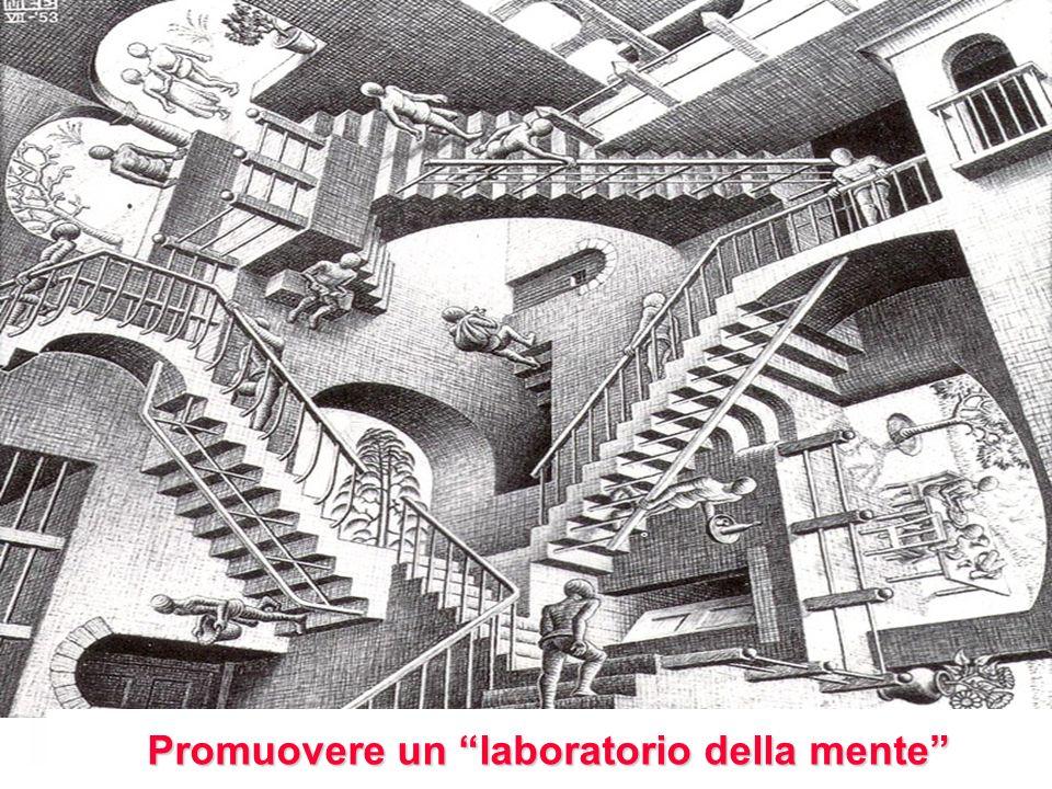 Promuovere un laboratorio della mente