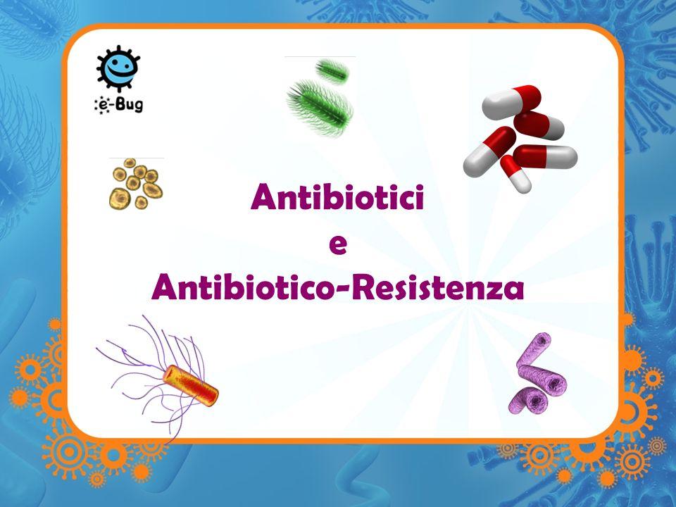Antibiotics Gli antibiotici sono farmaci molto efficaci per combattere le infezioni batteriche Letteralmente significa anti – contro biotic – essere viventi