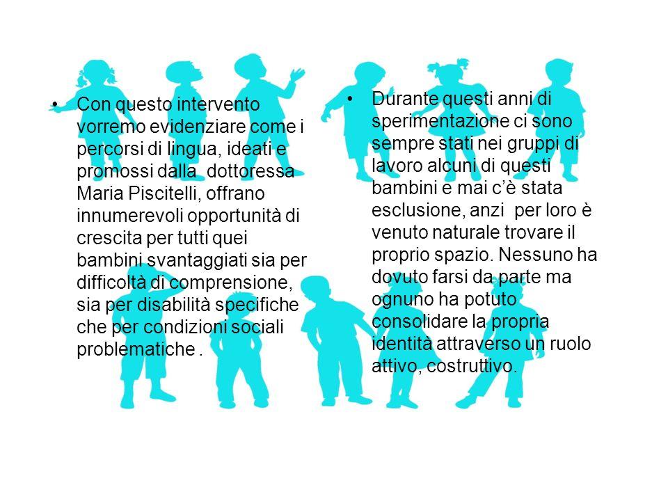 Il miglioramento della qualità della scuola è il miglioramento dellapprendimento di tutti gli alunni; Non uno di meno… Firenze 5 Maggio 2013 Nadia Sozzi Cristina Sali