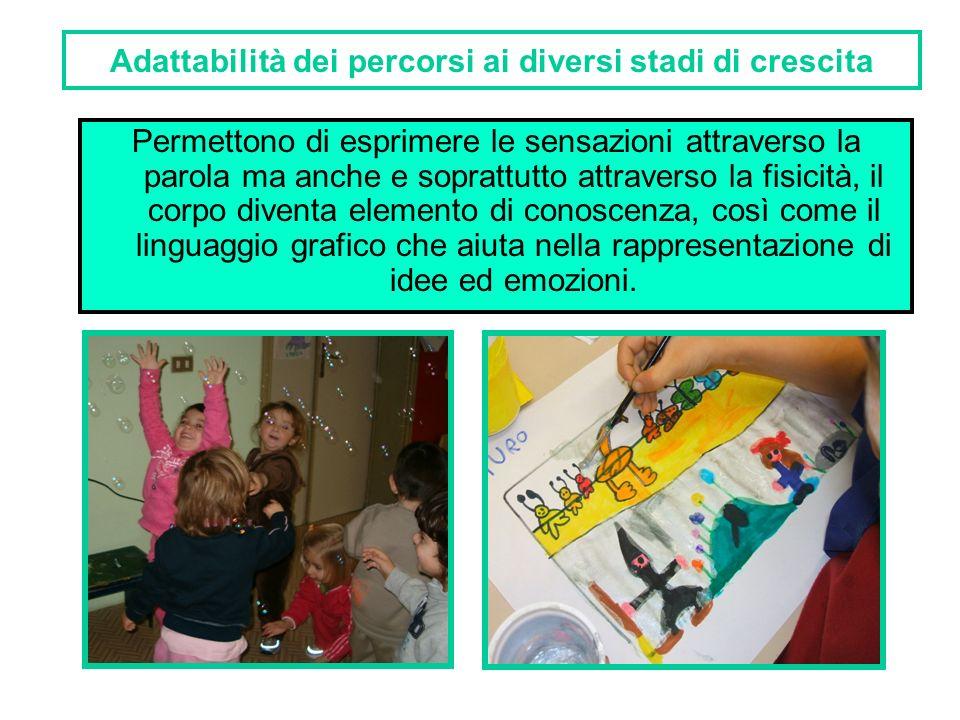 Nellarco della scuola dellInfanzia il bambino deve poter fare esperienze linguistiche in vari ambiti e sviluppare anche altre abilità.