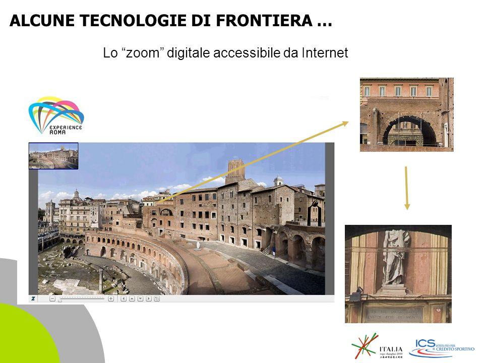 | 9 La mostra impossibile su Caravaggio ALCUNE TECNOLOGIE DI FRONTIERA …