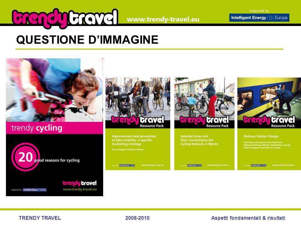 Aspetti fondamentali & risultatiTRENDY TRAVEL2008-2010 QUESTIONE DIMMAGINE