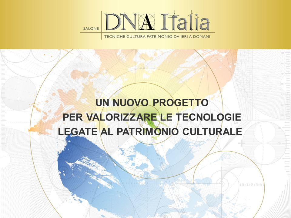 UN NUOVO PROGETTO PER VALORIZZARE LE TECNOLOGIE LEGATE AL PATRIMONIO CULTURALE