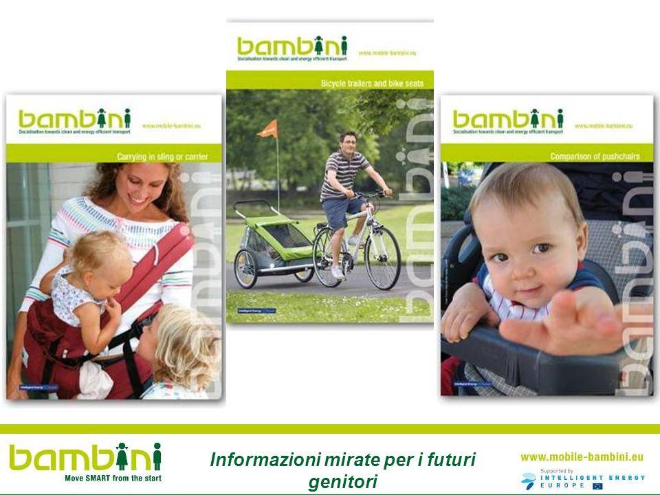 Informazioni mirate per i futuri genitori