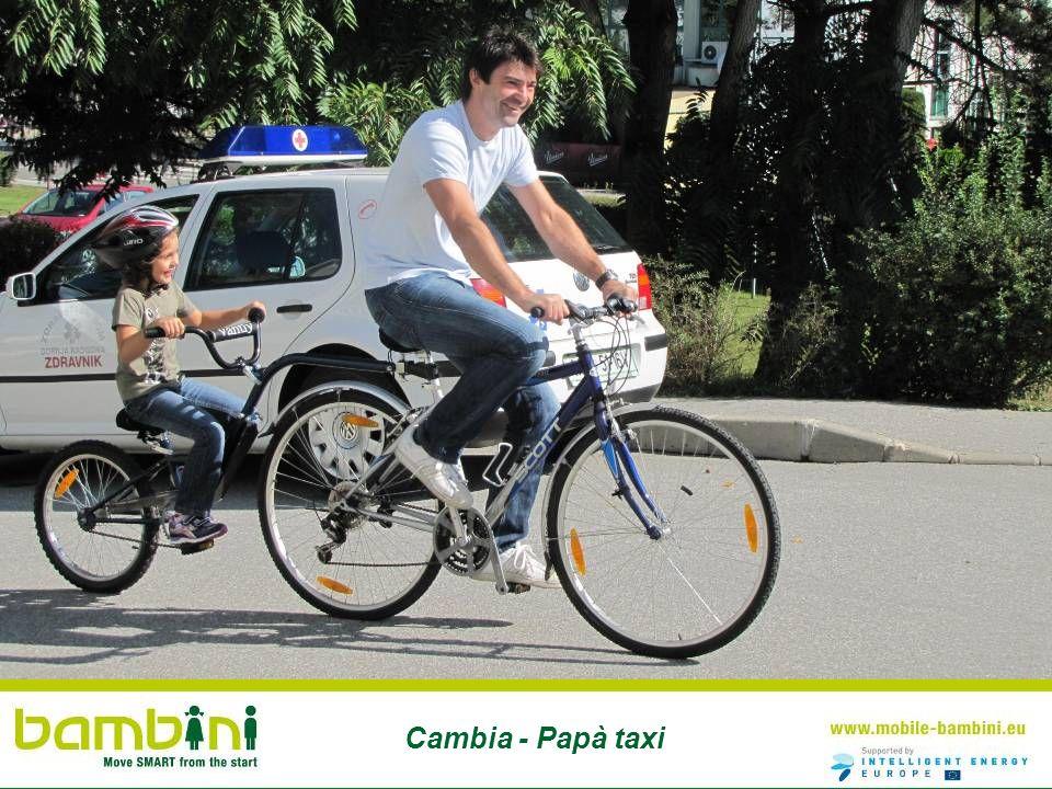 Cambia - Papà taxi