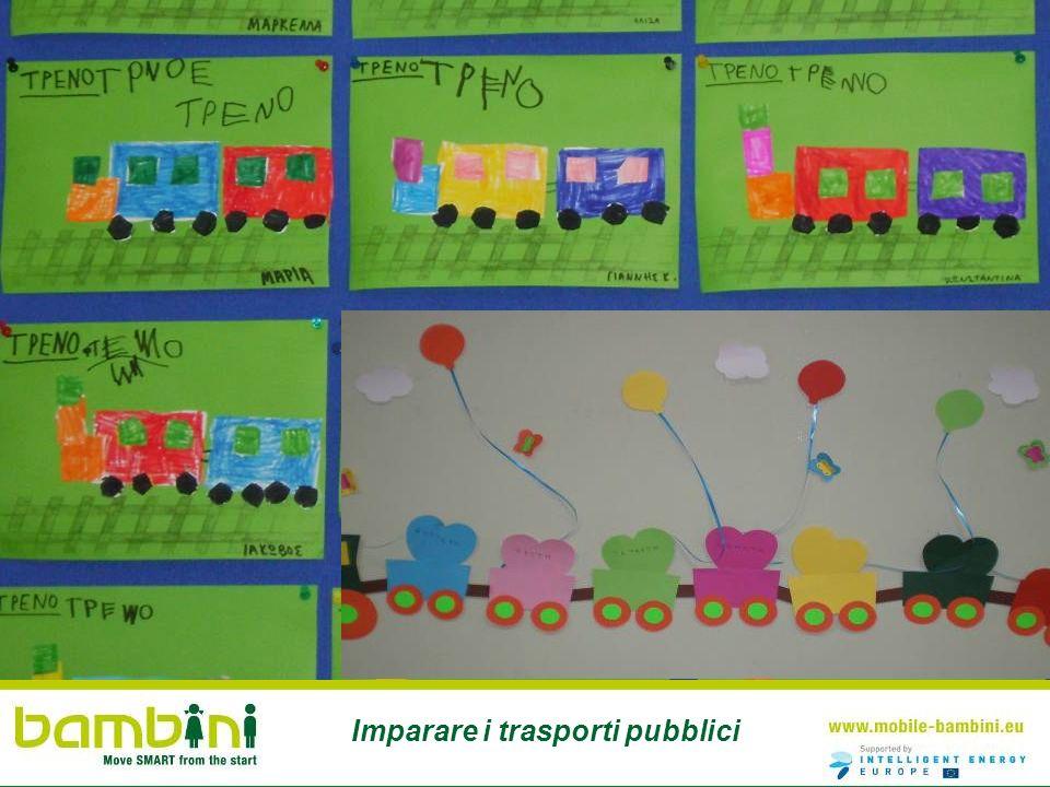 Imparare i trasporti pubblici