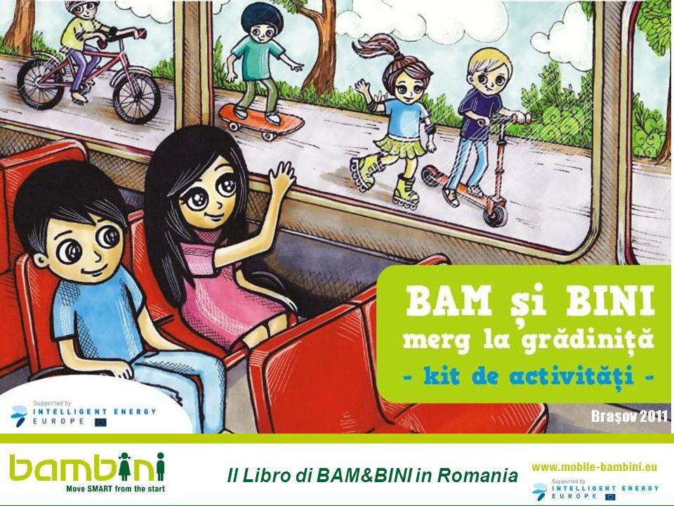 Il Libro di BAM&BINI in Romania