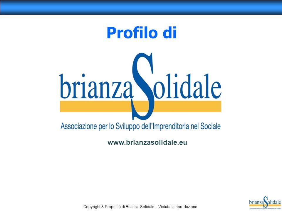 Copyright & Proprietà di Brianza Solidale – Vietata la riproduzione LICEI 50% ISTITUTI TECNICI 25% ISTITUTI PROFESSION.