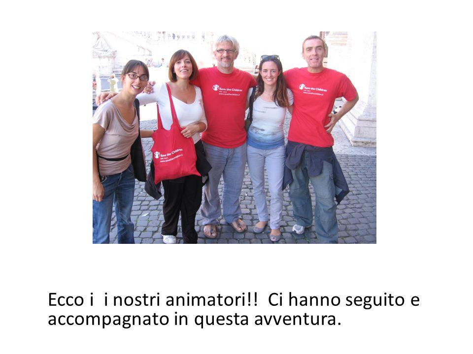 Progettiamo il poster per la manifestazione organizzata da Save the children Italia.