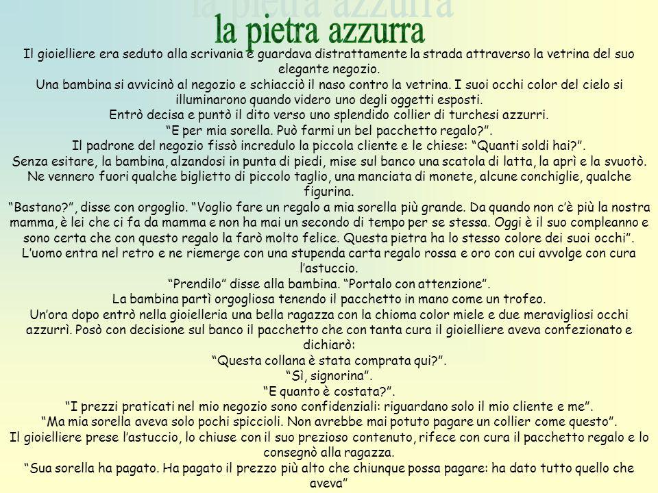 Se lo devo ammettere, mi sono messo a piangere, è molto toccante e sono rimasto senza parole Lorenzo Palmiotto