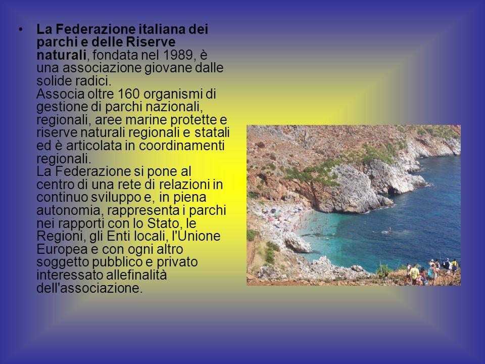 La Federazione italiana dei parchi e delle Riserve naturali, fondata nel 1989, è una associazione giovane dalle solide radici.