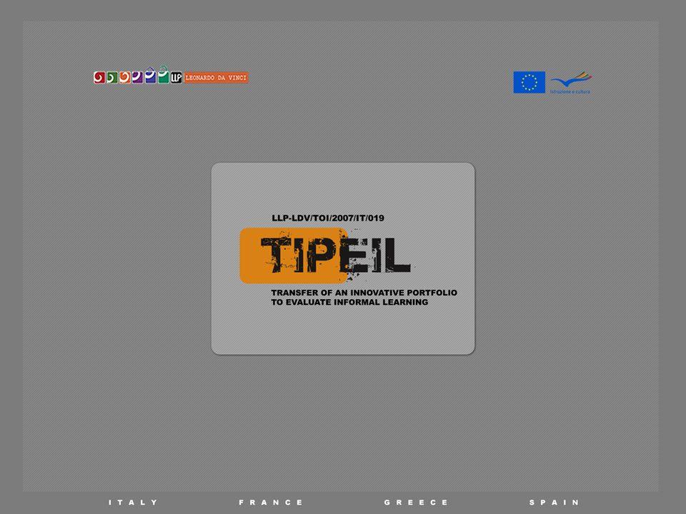 Il fine di TIPEIL è quello di offrire al territorio (locale, regionale e nazionale) e agli organismi che erogano specifici servizi di consulenza e orientamento, un sistema complesso e completo basato su una base dati consultabile e fruibile direttamente on line.